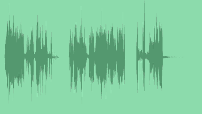 Glitch SFX Intro: Sound Effects