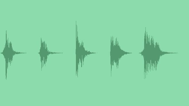 Sci Fi Boom: Sound Effects
