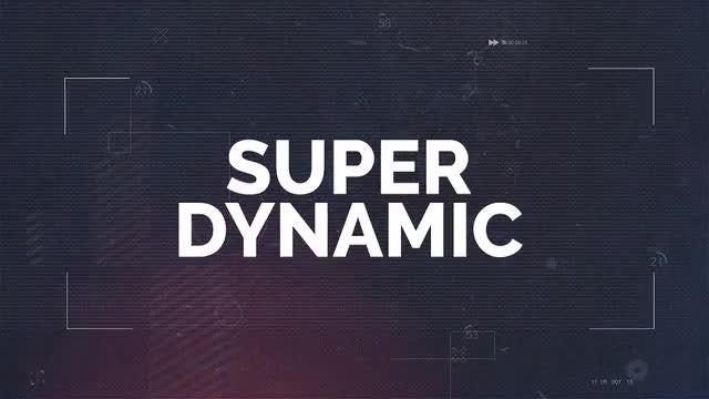 Super Dynamic: Premiere Pro Templates