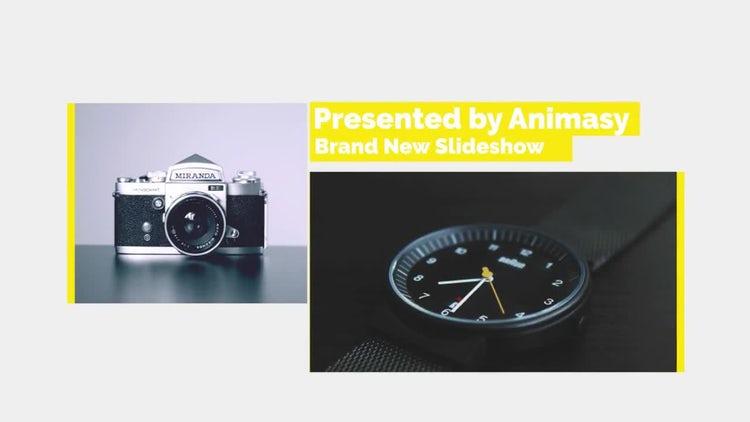 PR Presentation Slideshow: Premiere Pro Templates