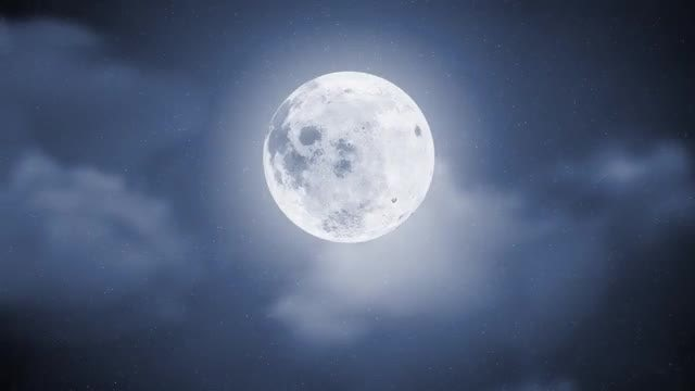 Dark Moon: Stock Motion Graphics