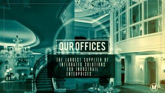 Corporate Slide: After Effects Templates