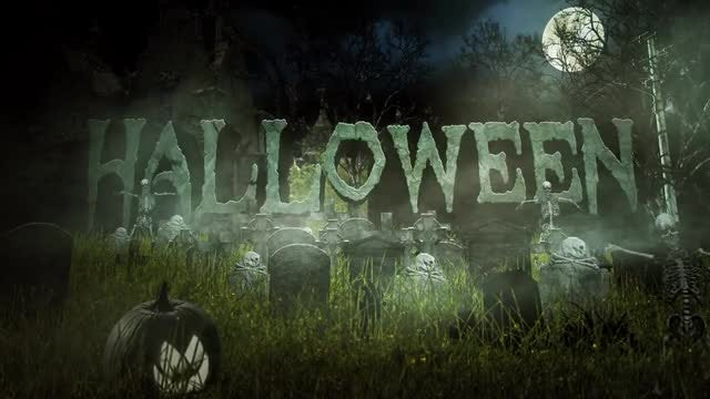 Halloween: After Effects Templates