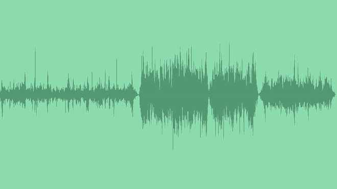 Restaurant Ambiance: Sound Effects