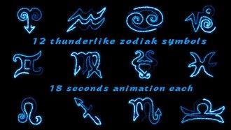 Zodiak Thunderlike Pack: Motion Graphics