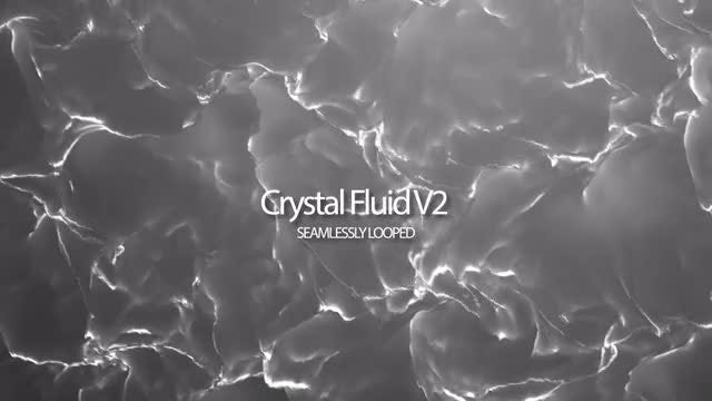 Crystal Fluid V2: Stock Motion Graphics
