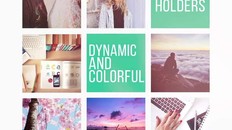 Insta - Quick Instagram Promo: After Effects Templates