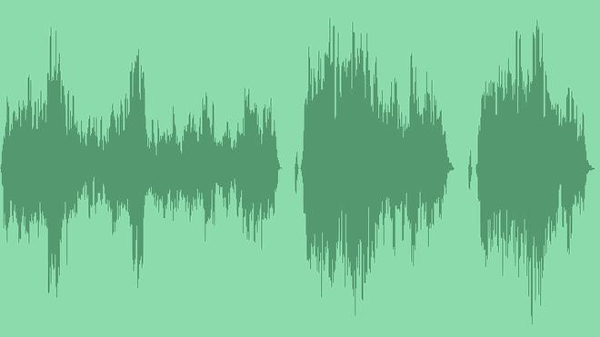 Eerie Halloween Wind: Sound Effects