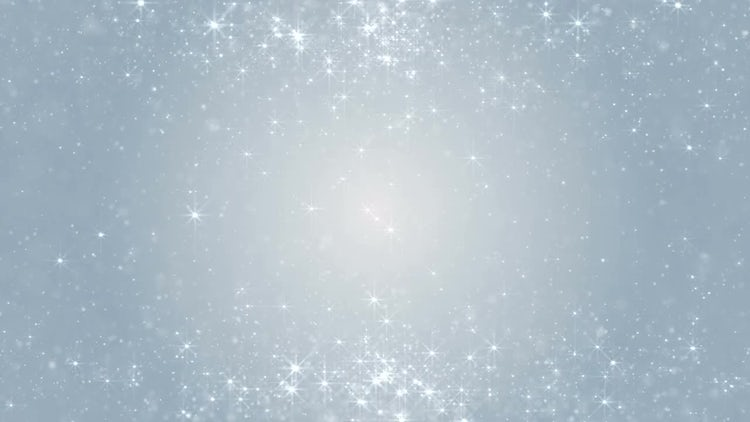 Shimmering White Particles Background: Stock Motion Graphics