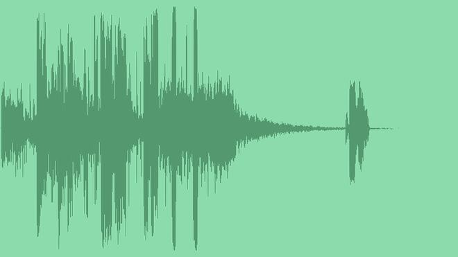 Modern Glitch Logo: Royalty Free Music