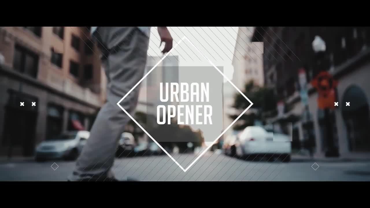 Urban Opener 137240 + Music