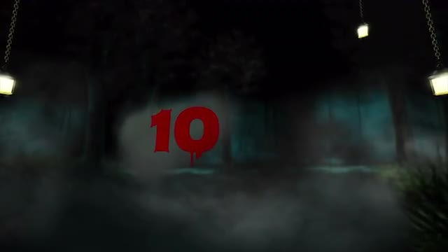 Spooky Countdown: Stock Motion Graphics