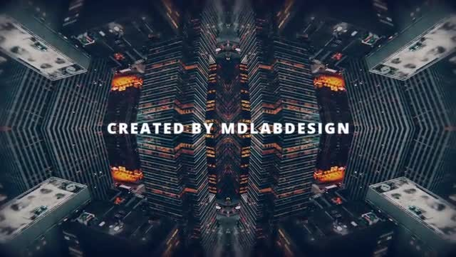 Mirror World: After Effects Templates