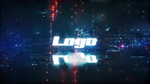 Digital Sci Fi Logo: After Effects Templates