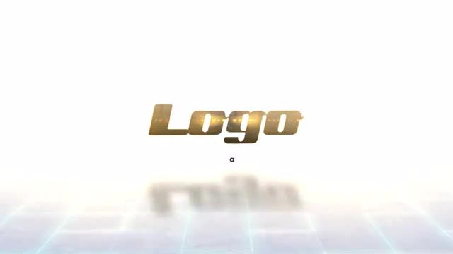 Clean Logo: After Effects Templates