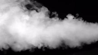 Smoke Billow 01: Stock Video