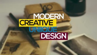 Simple Title Animation: After Effects Templates