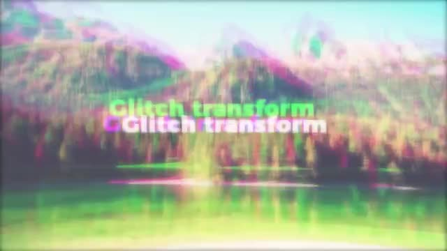 Transitions Pack #2: After Effects Templates