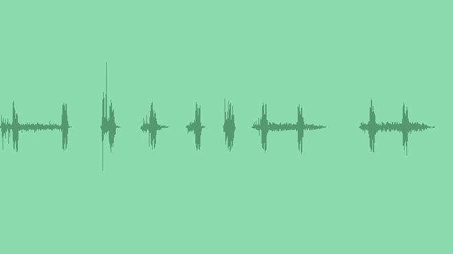 Soda: Sound Effects