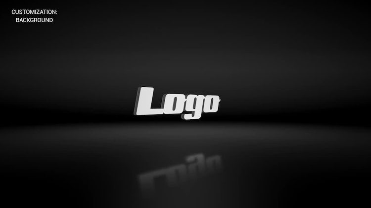 3D Logo Workshop: After Effects Templates