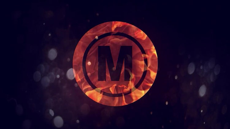 Inferno Logo: After Effects Templates