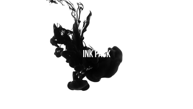 Ink Pack: Stock Video