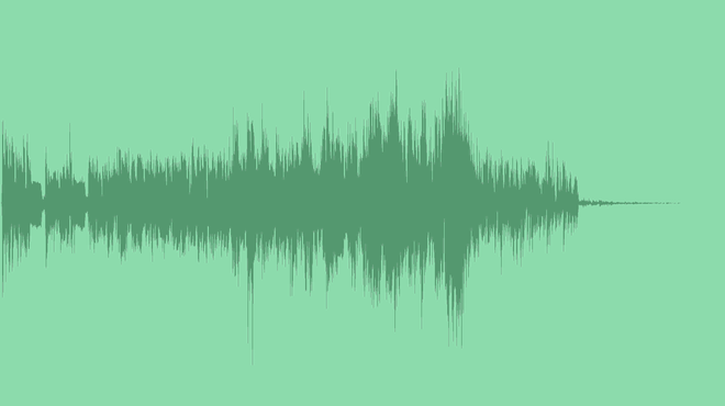 Radio Disturbance Logo: Royalty Free Music