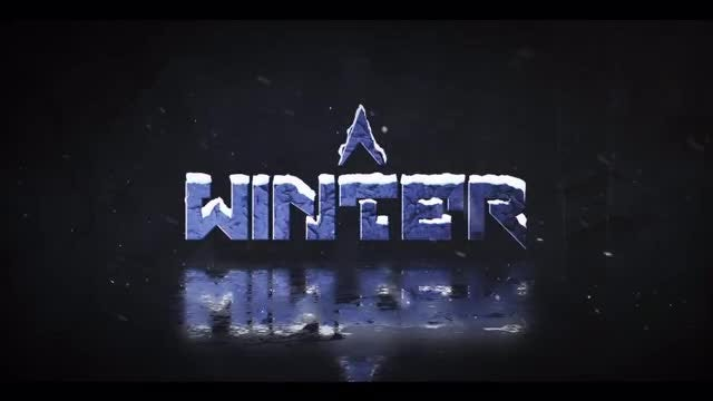 Winter Logo: After Effects Templates