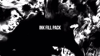 Ink Fill Pack: Stock Video