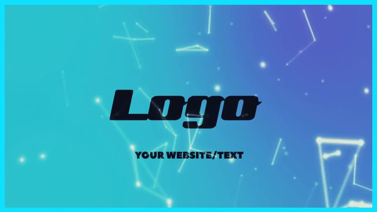 Minimal Logo Opener : After Effects Templates