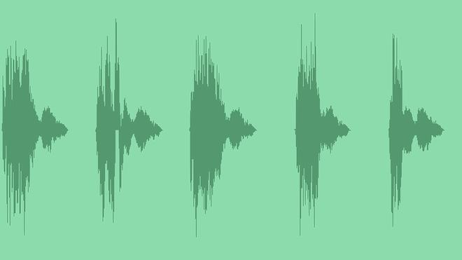 Slot Sounds: Sound Effects