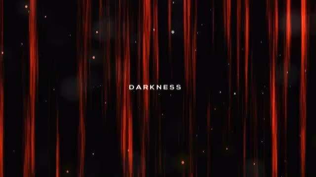 Logo | Darkness: Premiere Pro Templates