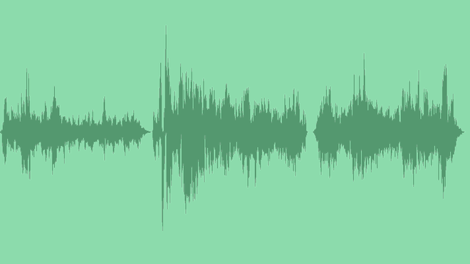 City Streets And The Singing Of Birds: Sound Effects