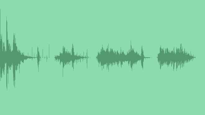 Pendulum Clock Ringing And Ticking: Sound Effects