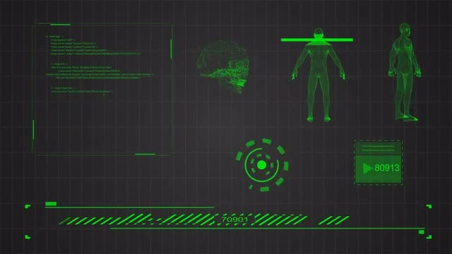 HUD Infographic Big Pack: Stock Motion Graphics