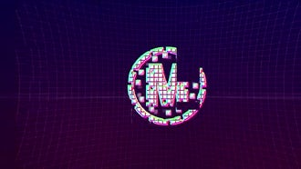 Hi-Tech Glitch - Retro Logo: After Effects Templates