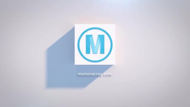 Simple Logo Reveal v2: After Effects Templates