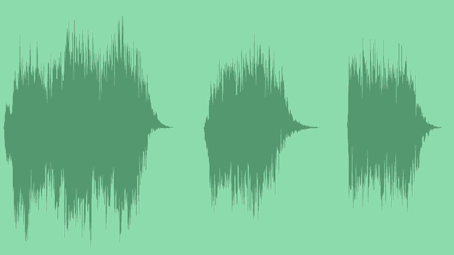 Photon Glitter: Sound Effects
