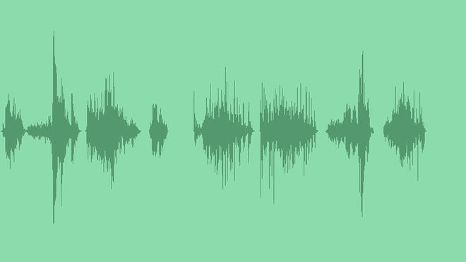 Creaking Door Sound (7 items): Sound Effects