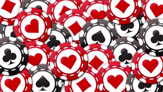 Poker Chips Transition Pack: Stock Motion Graphics