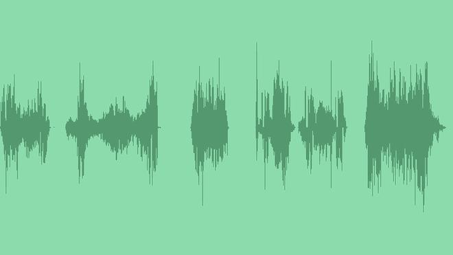 Creaking Door Sound 2 (7 items): Sound Effects