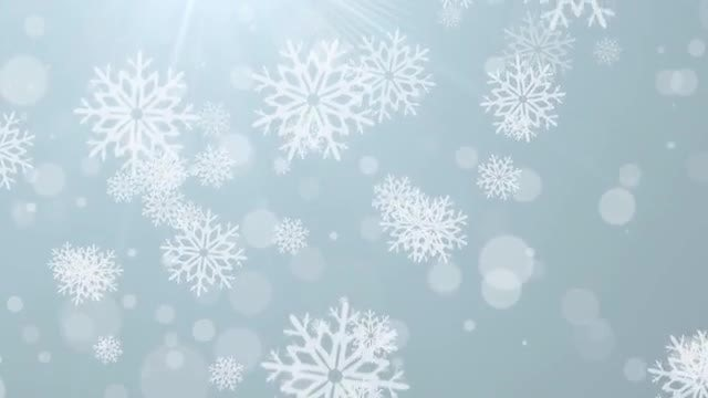 Big Flakes: Stock Motion Graphics