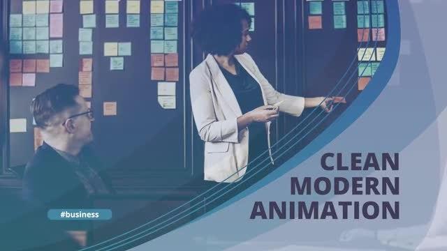 Minimal Corporate Promo: Premiere Pro Templates