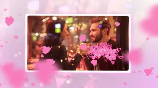Slideshow | Romantic: Premiere Pro Templates
