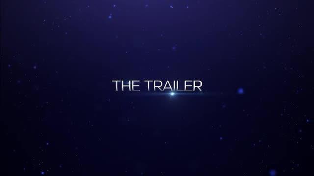 Cinematic Trailer: Premiere Pro Templates