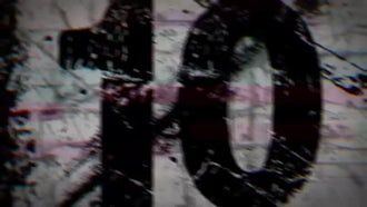 Grunge Countdown: Motion Graphics