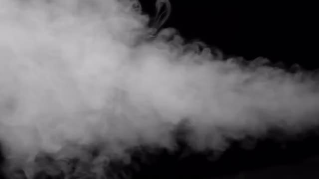 Smoke Billow 04: Stock Video