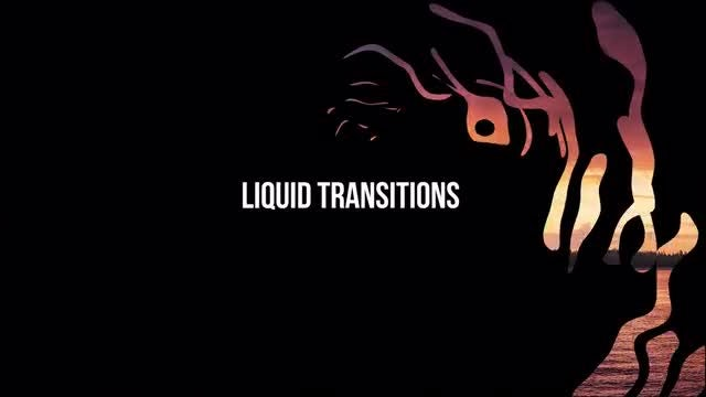 Liquid Transitions: Premiere Pro Templates