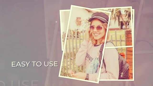 Triple Photos Opener: After Effects Templates