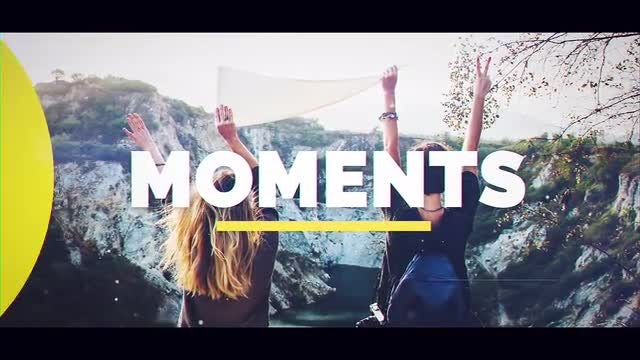Moments: After Effects Templates
